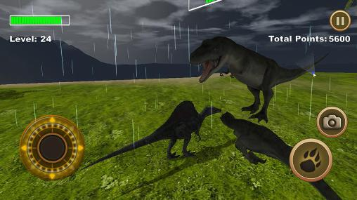 Spinosaurus survival simulator screenshot 3