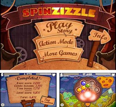 In addition to the game Monster Life for Android phones and tablets, you can also download Spinzzizle for free.
