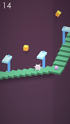 Spiral tower screenshot 2