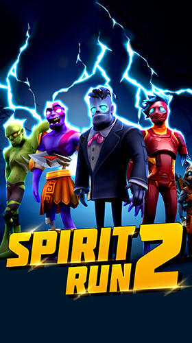 Spirit run 2: Temple zombie