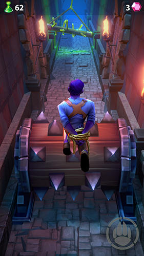 Screenshots von Spirit run 2: Temple zombie für Android-Tablet, Smartphone.