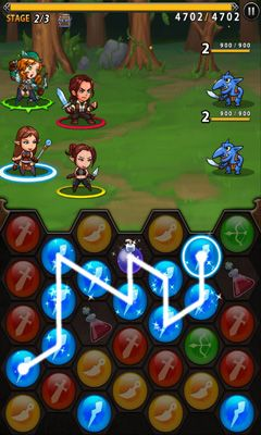 Spirit stones screenshot 5