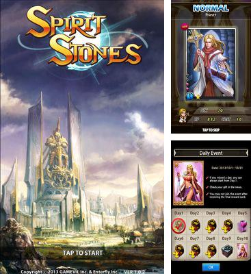 In addition to the game Dive in headfirst for Android phones and tablets, you can also download Spirit stones for free.