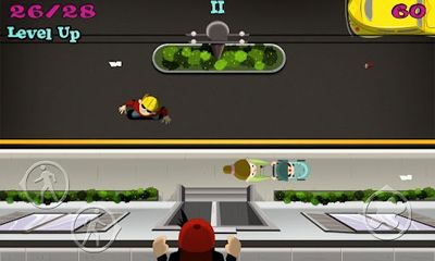 Screenshots von Spit'em all für Android-Tablet, Smartphone.