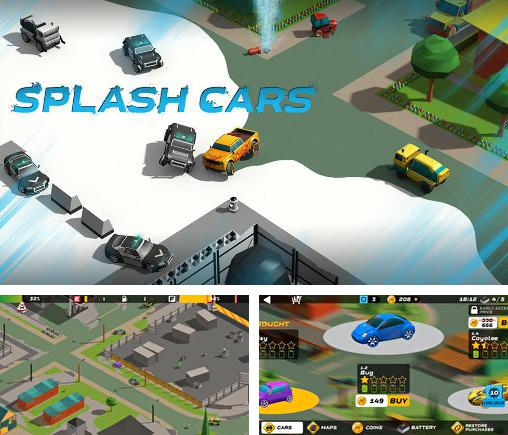 In addition to the game Guerrilla Bob for Android phones and tablets, you can also download Splash cars for free.