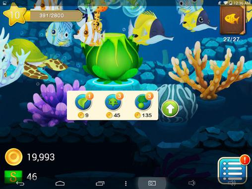 Jogue Splash: Underwater sanctuary para Android. Jogo Splash: Underwater sanctuary para download gratuito.