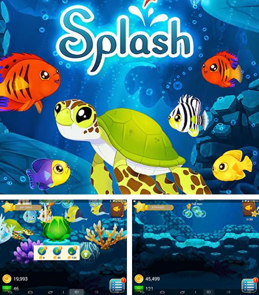 Splash: Underwater sanctuary
