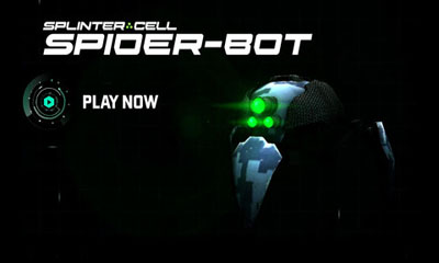 Splinter Cell Blacklist Spider-Bot