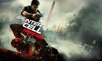 Splinter Cell Conviction HD poster