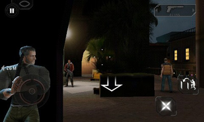 Гра Splinter Cell Conviction HD на Android - повна версія.