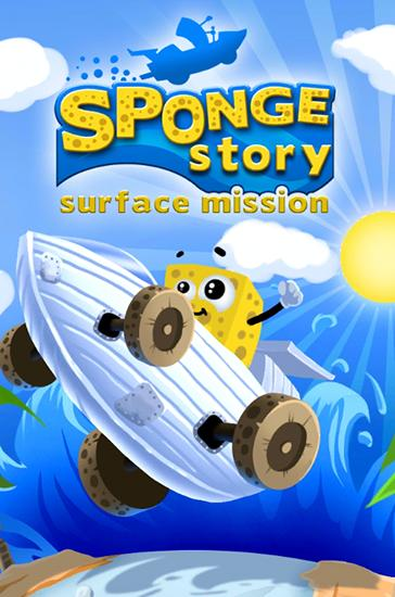 Sponge story: Surface mission poster