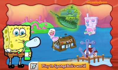 SpongeBob SquarePants: Diner dash screenshot 1