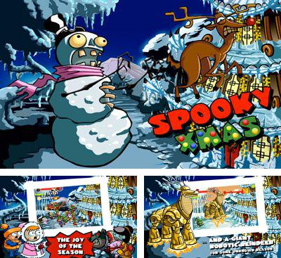 In addition to the game Sleep Walking for Android phones and tablets, you can also download Spooky Xmas for free.