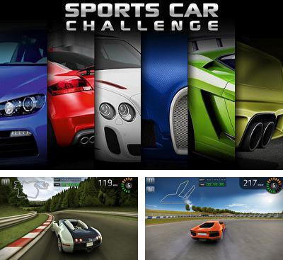 In addition to the game Car Club: Tuning Storm for Android phones and tablets, you can also download Sports Car Challenge for free.