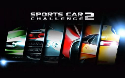 Sports car challenge 2 poster
