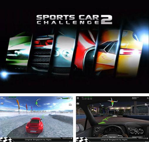 In addition to the game Car Club: Tuning Storm for Android phones and tablets, you can also download Sports car challenge 2 for free.