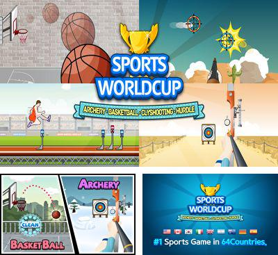 In addition to the game Burn Zombie Burn THD for Android phones and tablets, you can also download SportsWorldCup for free.