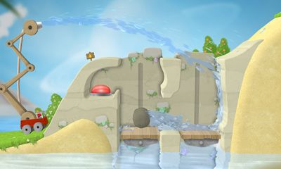 Download Sprinkle Islands Android free game.