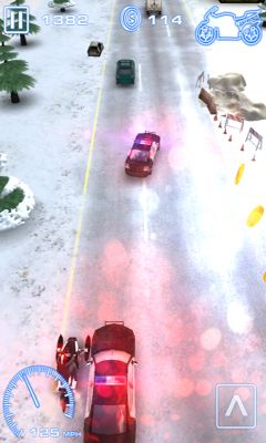 Sprint Driver screenshot 2