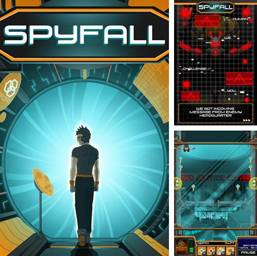In addition to the game Sparky vs Glutters for Android phones and tablets, you can also download Spyfall for free.