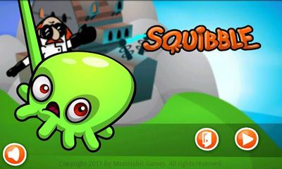 Squibble poster