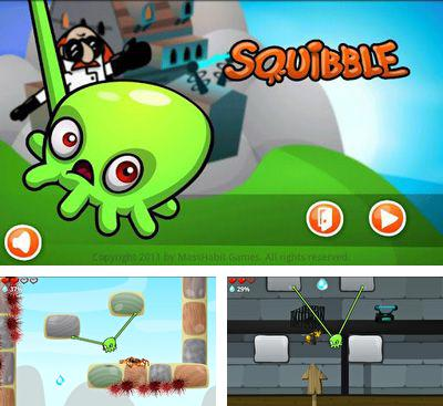 In addition to the game Tiki Towers 2 Monkey Republic for Android phones and tablets, you can also download Squibble for free.
