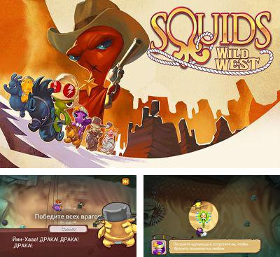 In addition to the game Chimpact for Android phones and tablets, you can also download Squids Wild West HD for free.