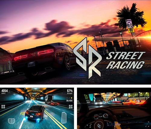 In addition to the game From the sea for Android phones and tablets, you can also download SR: Street racing for free.