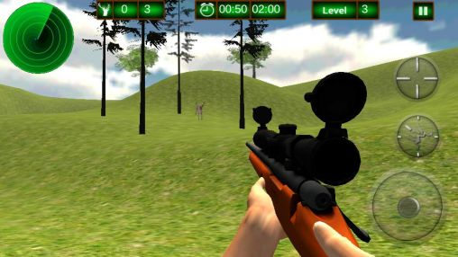 Screenshots von Stag hunting 3D für Android-Tablet, Smartphone.