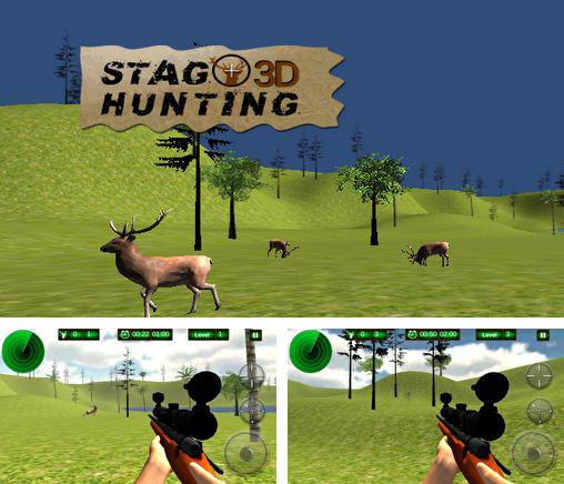 In addition to the game Rune Raiders for Android phones and tablets, you can also download Stag hunting 3D for free.