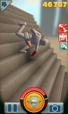 Stair Dismount screenshot 2