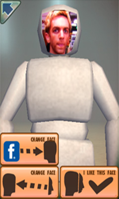 Stair Dismount screenshot 5