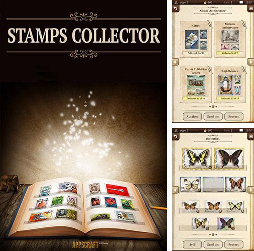 Stamps collector