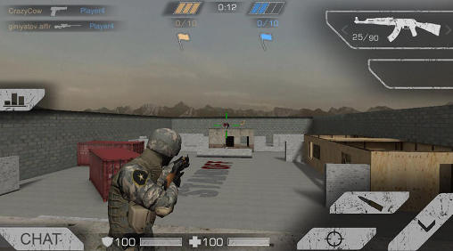 Screenshots do Ice Rage - Perigoso para tablet e celular Android.