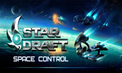 Star-Draft Space Control обложка