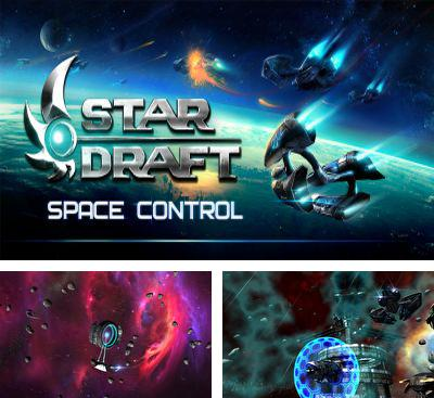In addition to the game Galaxy on Fire 2 for Android phones and tablets, you can also download Star-Draft Space Control for free.