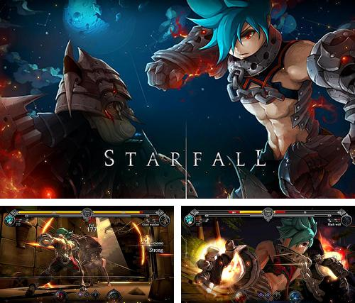 In addition to the game Ultra fighters for Android phones and tablets, you can also download Star fall for free.