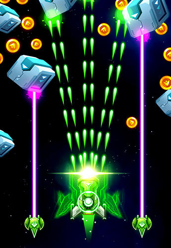 Star force: Patrol armada screenshot 2