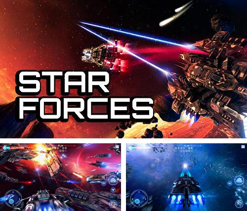 Star forces: Space shooter
