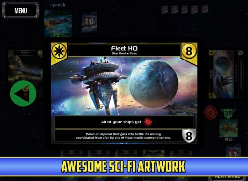 Download Star realms Android free game.