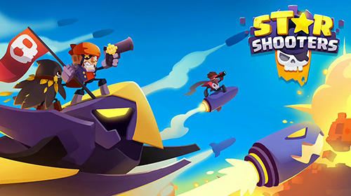 Star shooters: Galaxy dash poster