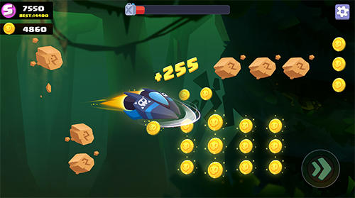 Star shooters: Galaxy dash screenshot 2