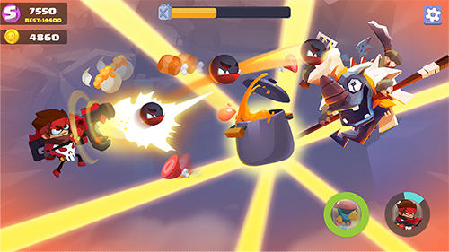 Star shooters: Galaxy dash screenshot 3