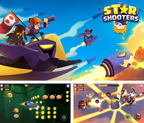 Star shooters: Galaxy dash