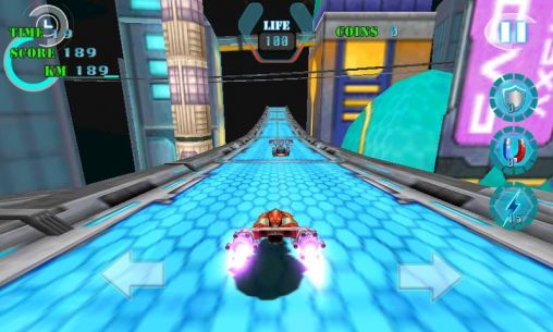 Star speed: Turbo racing 2 screenshot 1