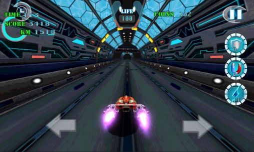 Screenshots von Star speed: Turbo racing 2 für Android-Tablet, Smartphone.