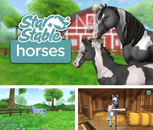 In addition to the game Horse world: Show jumping for Android phones and tablets, you can also download Star stable horses for free.