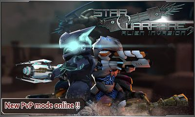 Star Warfare: Alien Invasion скриншот 5