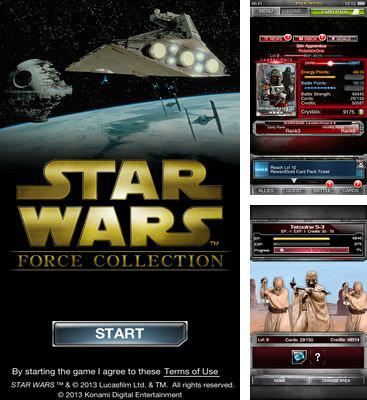 In addition to the game Walkabout Journeys for Android phones and tablets, you can also download Star Wars Force Collection for free.