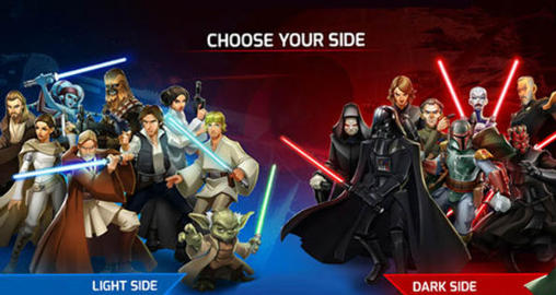 Star wars: Galactic defense screenshot 1